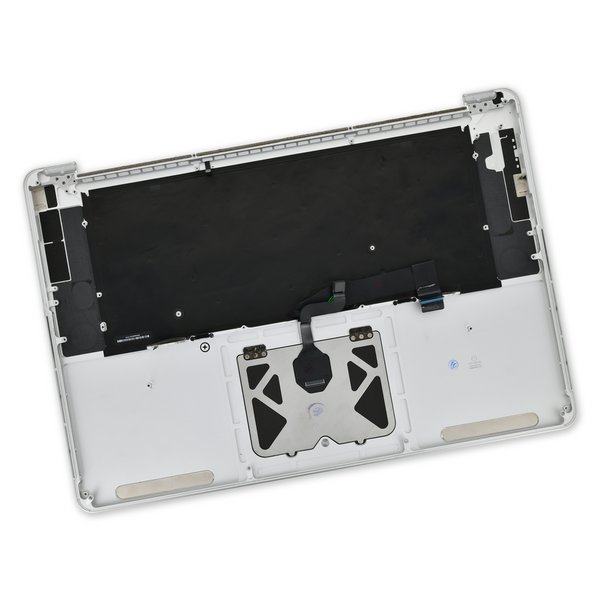 "MacBook Pro 15"" Retina (Late 2013-Mid 2014) Upper Case Assembly / B-Stock / With Trackpad, Without Battery"