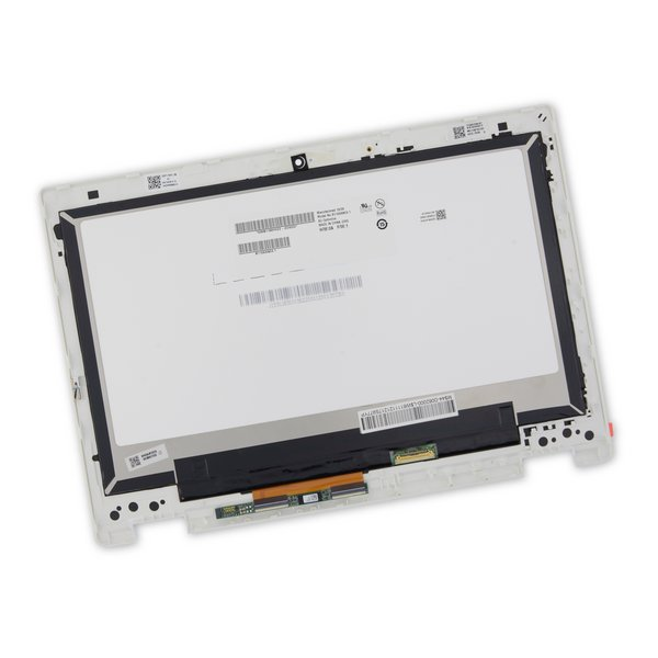 Acer Chromebook R11 C738T LCD and Touch Assembly / New / White