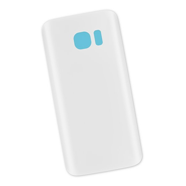Galaxy S7 Rear Panel/Cover / Part Only / White