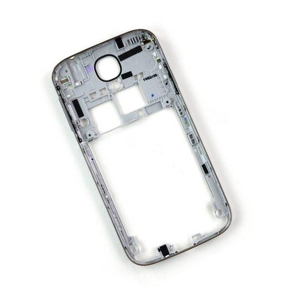 Galaxy S4 Midframe (Sprint/Verizon) / White / A-Stock