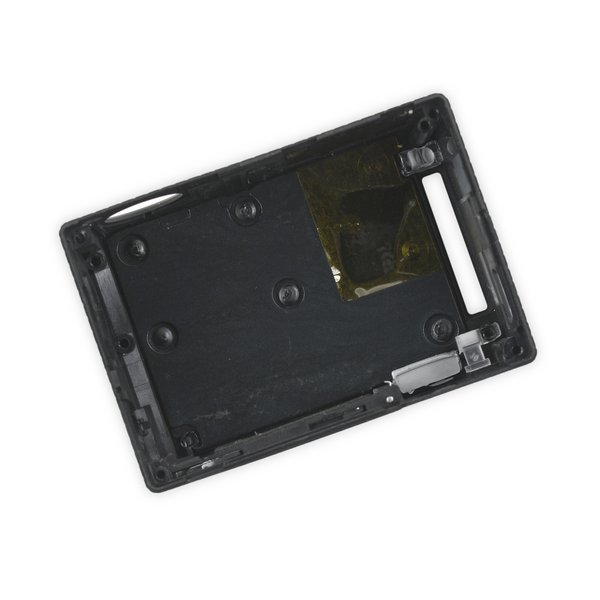 GoPro Hero4 Black Edition Rear Case