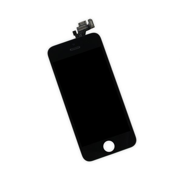 iPhone 5 LCD Screen and Digitizer Full Assembly / New / Part Only / Black