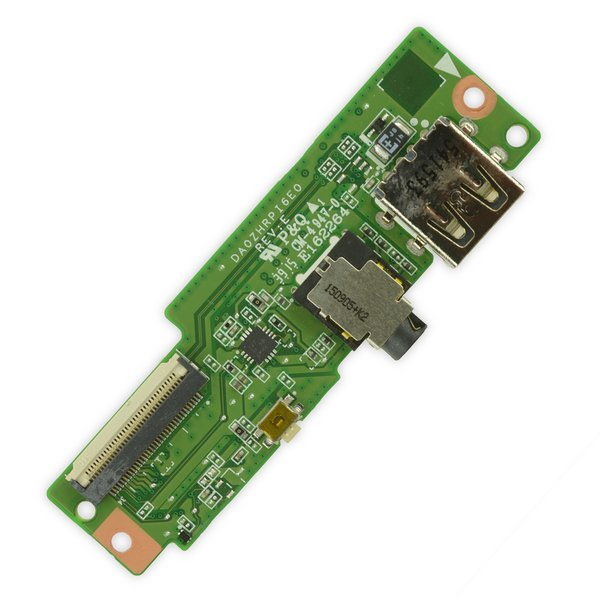 Acer Chromebook CB5-132T-C1LK Audio & USB I/O Board