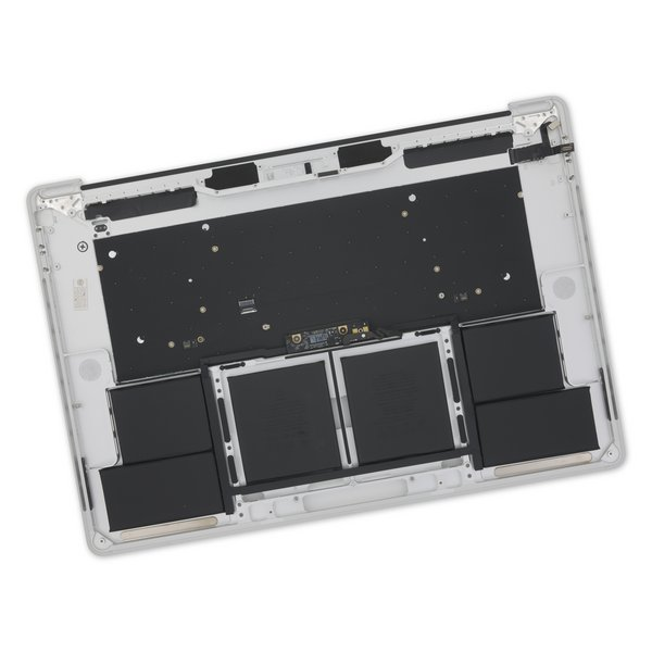 "MacBook Pro 15"" Retina (Late 2016-2017) Upper Case Assembly / A-Stock / Silver"