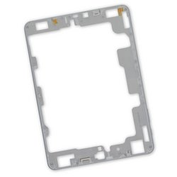 Galaxy Tab S3 9.7 Edge Bezel / Silver / A-Stock