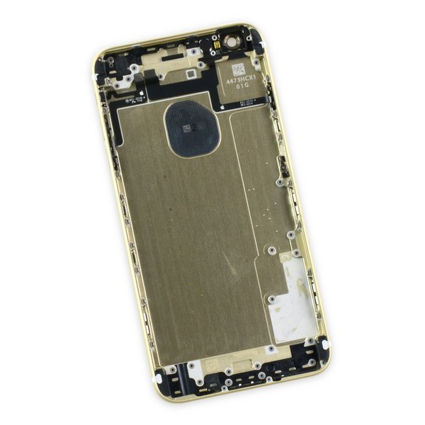 iPhone 6 Plus OEM Rear Case / Gold / A-Stock