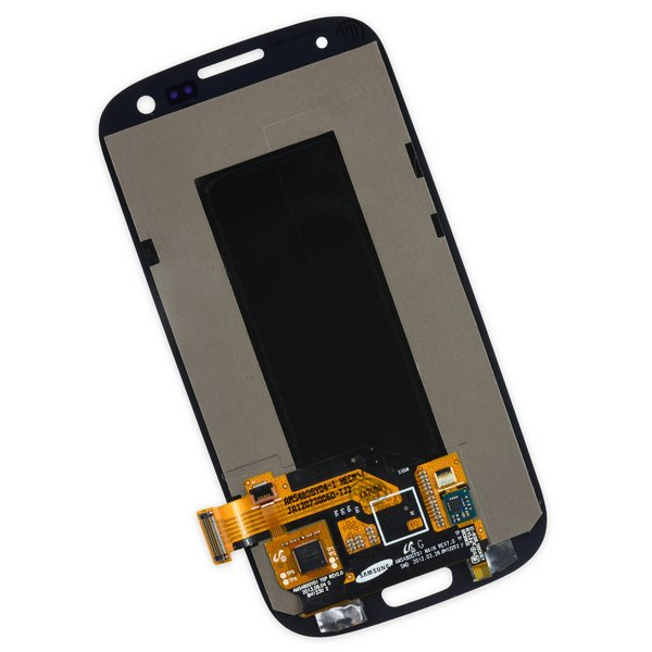 Galaxy S III Screen and Digitizer (no Midframe) / White