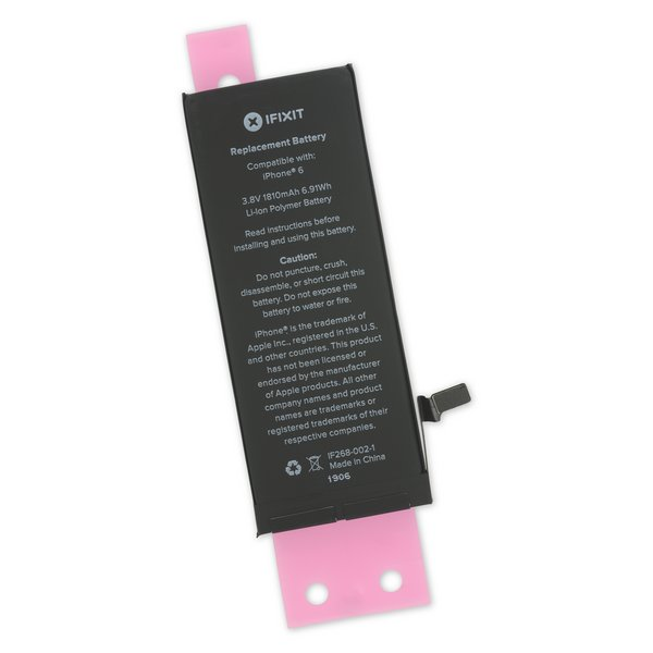iPhone 6 Replacement Battery / Part and Adhesive