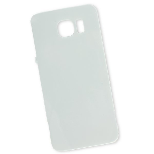 Galaxy S6 Rear Panel/Cover / Part Only / White