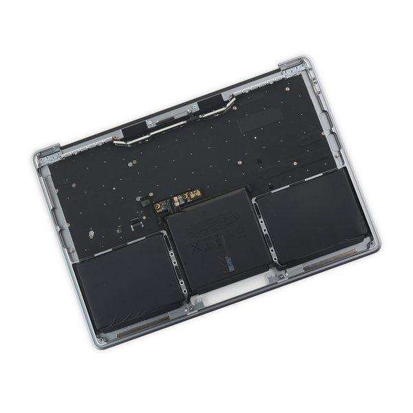 "MacBook Pro 13"" Retina (Function Keys, Late 2016-2017) Upper Case Assembly / A-Stock / Gray"