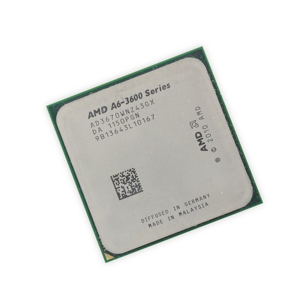 AMD A6-3670K Desktop APU