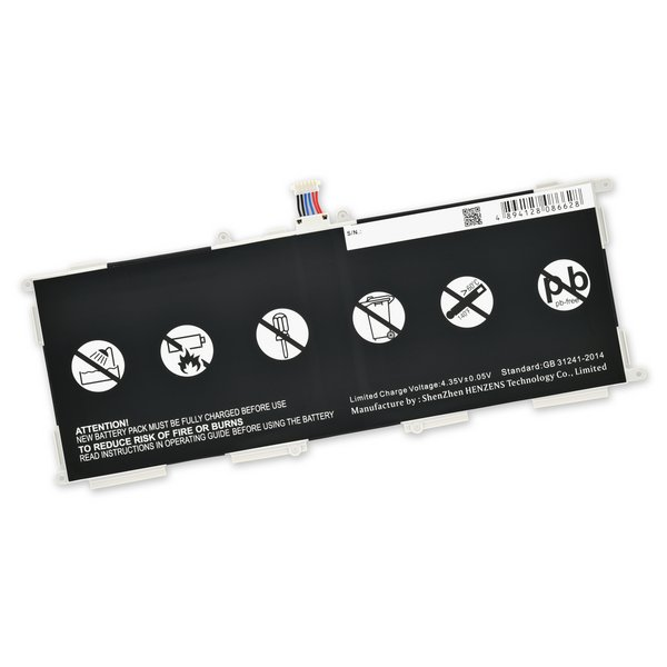 Galaxy Tab 4 10.1 Replacement Battery / New