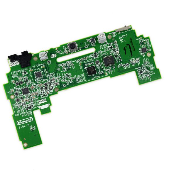 Wii U GamePad Motherboard WUP-010 (REV A)