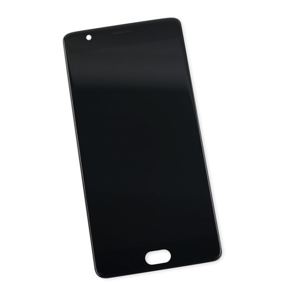 OnePlus 3 Screen and Digitizer Assembly / Black