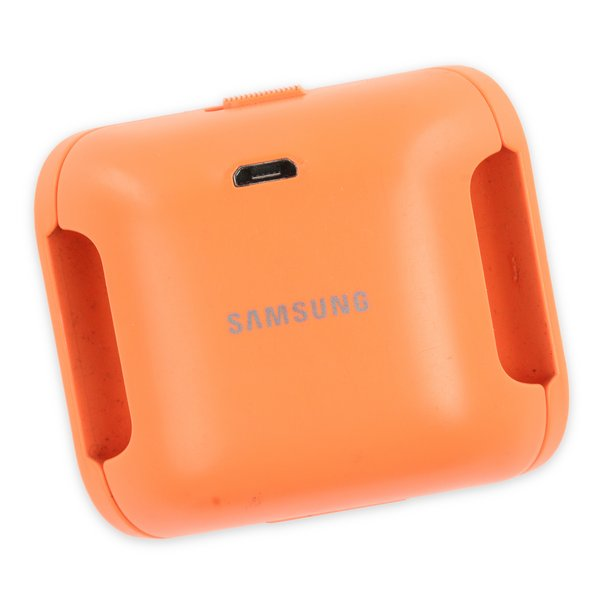 Galaxy Gear (1st Gen) Charging Cradle / Orange