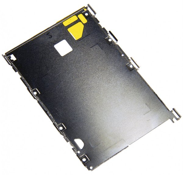 iPod Touch 3rd Generation LCD Metal Backplate