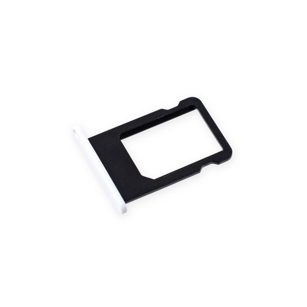 iPhone 5c SIM Card Tray / White