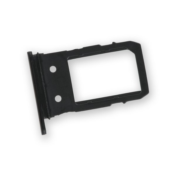 Google Pixel 3a SIM Card Tray / Black