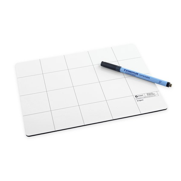 Essential Electronics Toolkit + Magnetic Project Mat Bundle