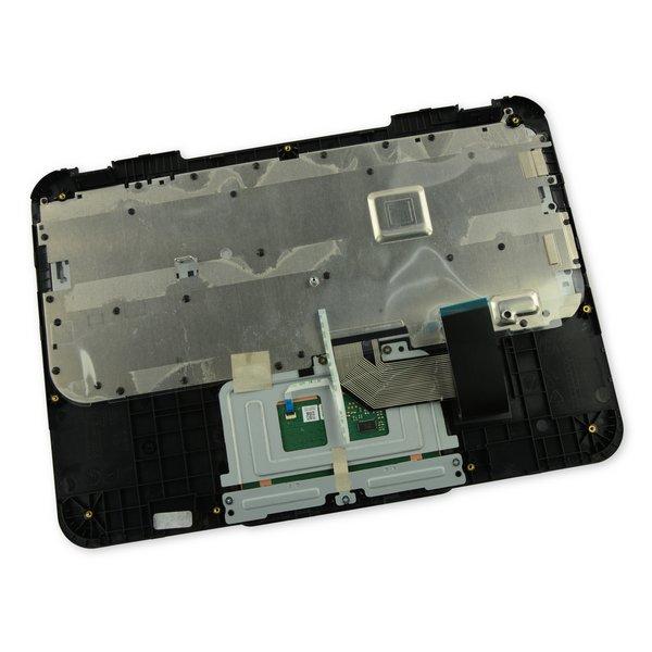 Lenovo Chromebook 11 N22 Palmrest Keyboard Touchpad Assembly