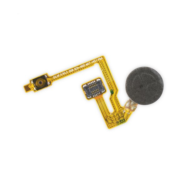 Galaxy Note II Power Button Cable and Vibrator (Verizon)