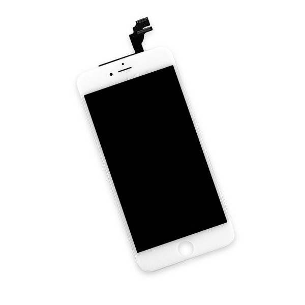 iPhone 6 Plus LCD Screen and Digitizer - Choice / White