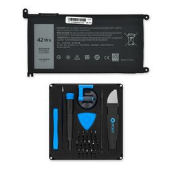 Dell WDX0R Replacement Battery / Fix Kit