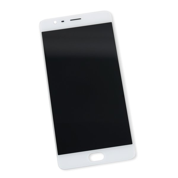 OnePlus 3 Screen and Digitizer Assembly / White