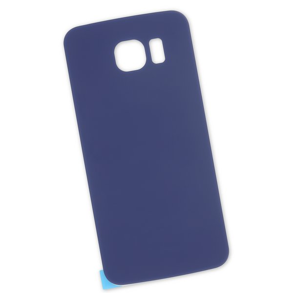Galaxy S6 Rear Panel/Cover / Part Only / Blue