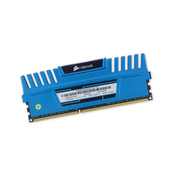 Corsair PC3-17000 (Desktop) 4 GB RAM DIMM Chip