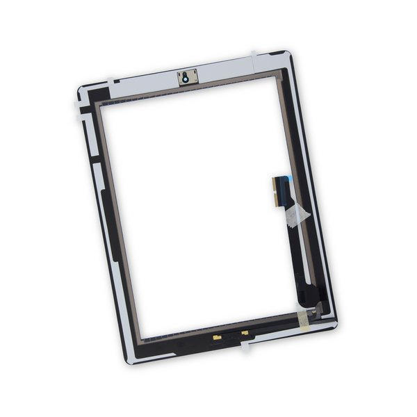 iPad 4 Screen / New / Part Only / Black