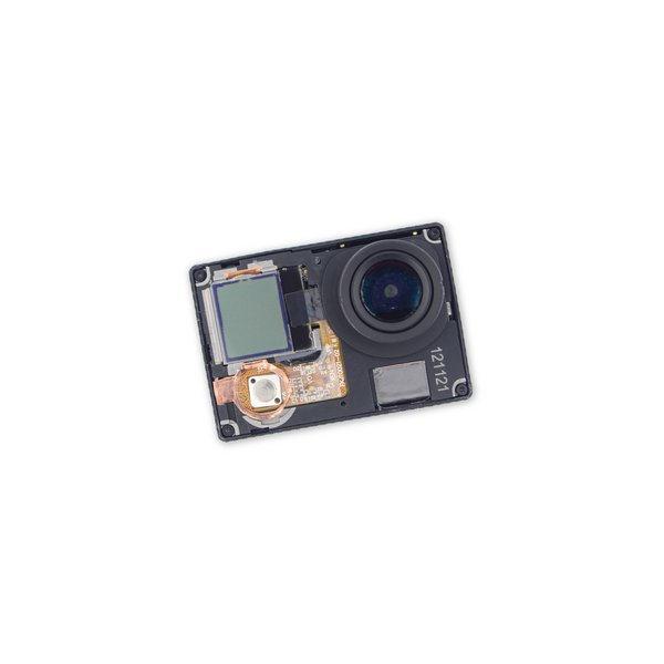 GoPro Hero3 White Partial Assembly