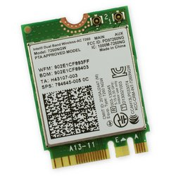 HP Chromebook 14-ak013dx Wi-Fi Board