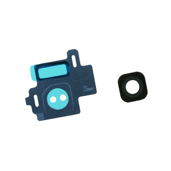 Galaxy S8 Rear Camera Bezel & Lens Cover / Blue / Part Only