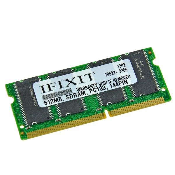 PC133 512 MB RAM Chip