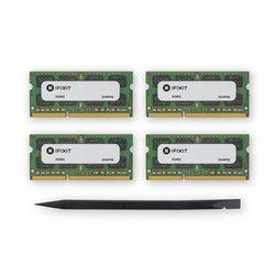 "iMac Intel 27"" EMC 2834 (Late 2015, 5K Display) Memory Maxxer RAM Upgrade Kit"