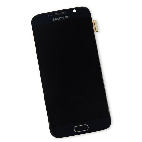 Galaxy S6 Screen and Digitizer Assembly (Sprint) / Black / A-Stock