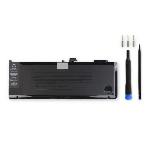 "MacBook Pro 15"" Unibody (Early 2011 through Mid 2012) Replacement Battery Fix Kit"