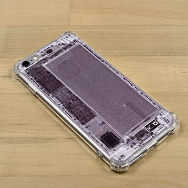 iFixit Insight iPhone 6s Plus Case / X-Ray