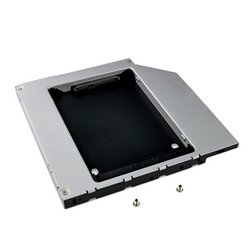 9.5 mm PATA Optical Bay SATA Hard Drive Enclosure