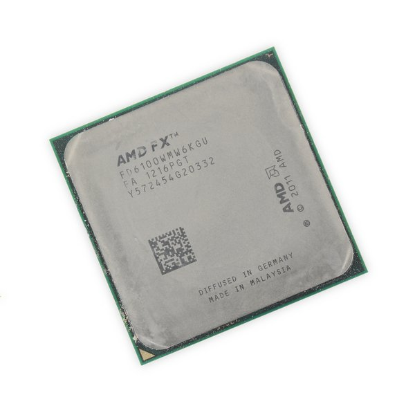 AMD FX-6100 Black Edition Desktop CPU