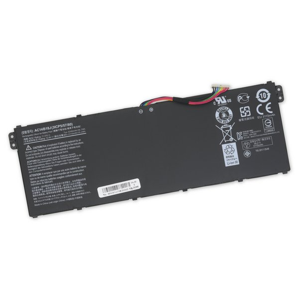 Acer AC14B18J Replacement Laptop Battery / Part Only