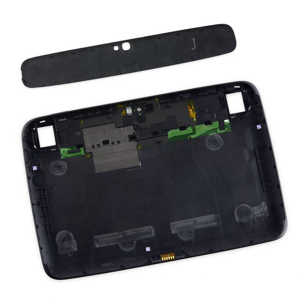 Nexus 10 Rear Panel