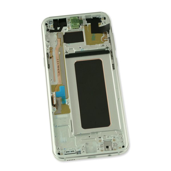 Galaxy S8+ Screen and Digitizer Assembly / New / Silver / Part Only