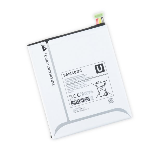 Samsung Galaxy Tab A 8.0 Battery