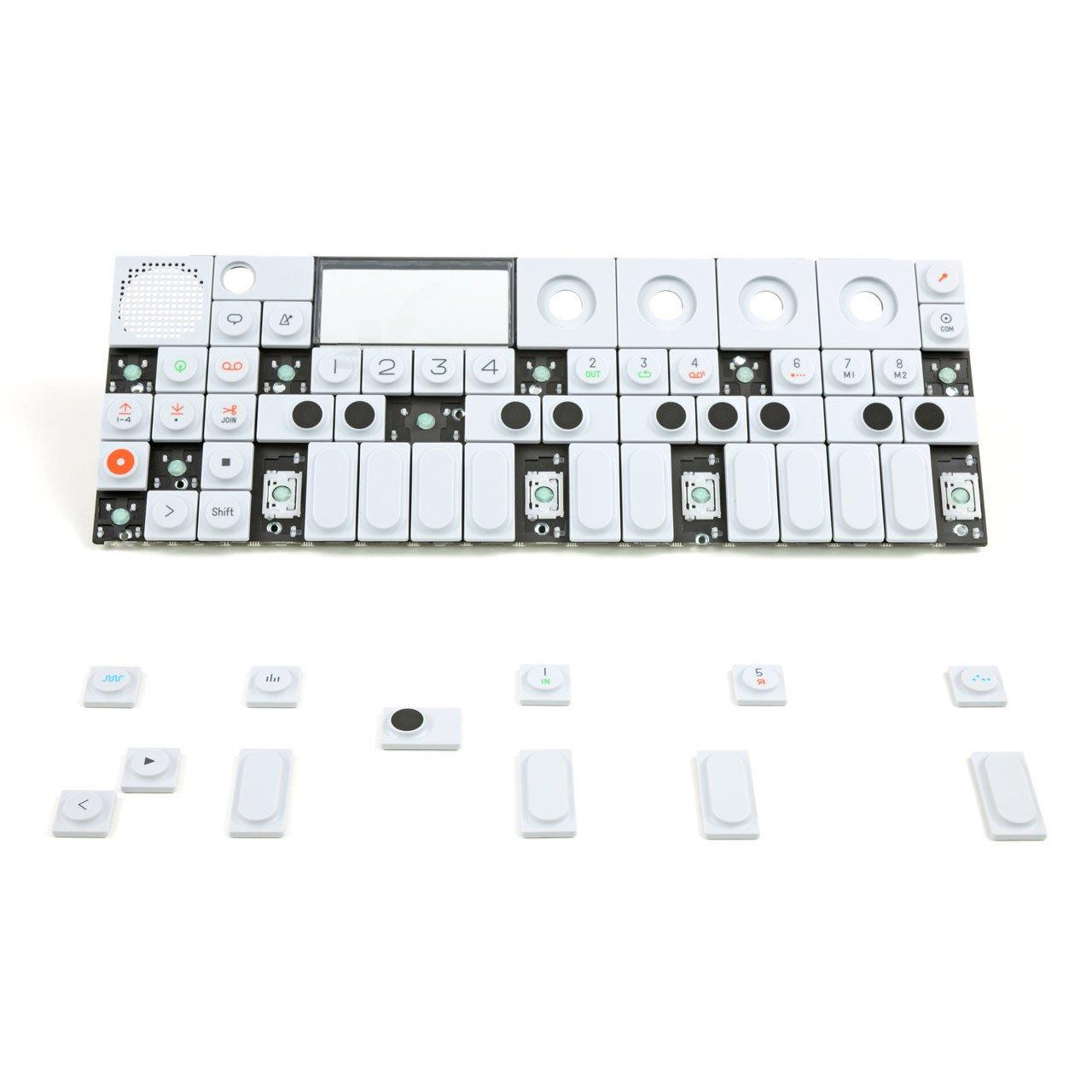 OP-1 Keyboard Bild