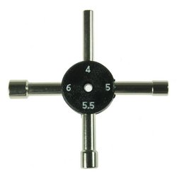 Metric Combination Nut Driver