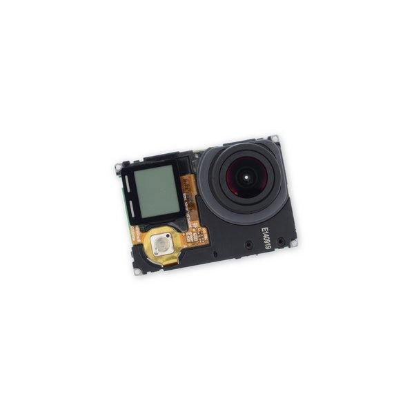 GoPro Hero4 Black Internal Assembly