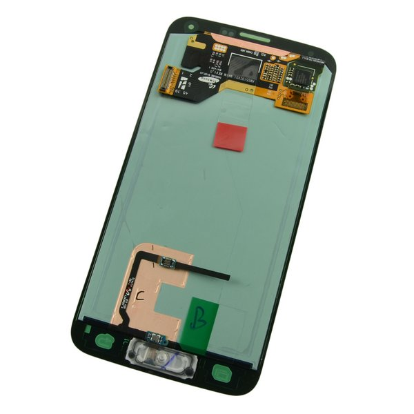 Galaxy S5 LCD Screen and Digitizer / Black / New / Part Only