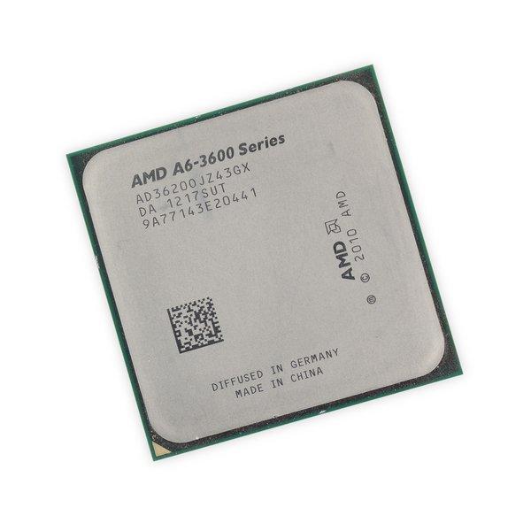 AMD A6-3620 Desktop APU